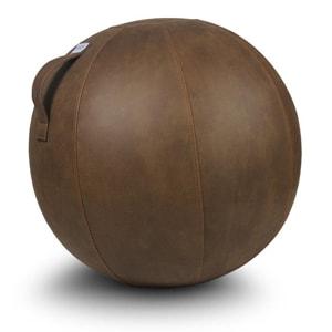 VLUV VEEL Lederimitat-Sitzball Gymnastikball im Büro